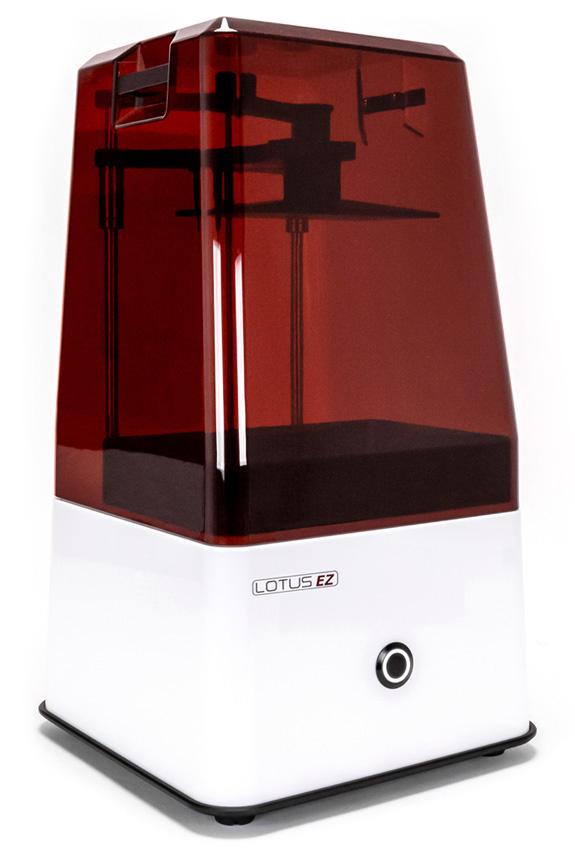 Lotus 3D Printers - Reliable High Resolution SLA 3D Printers